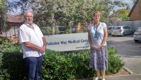 """Tea-and-Talk""  with the Fallodon Way Medical Centre"